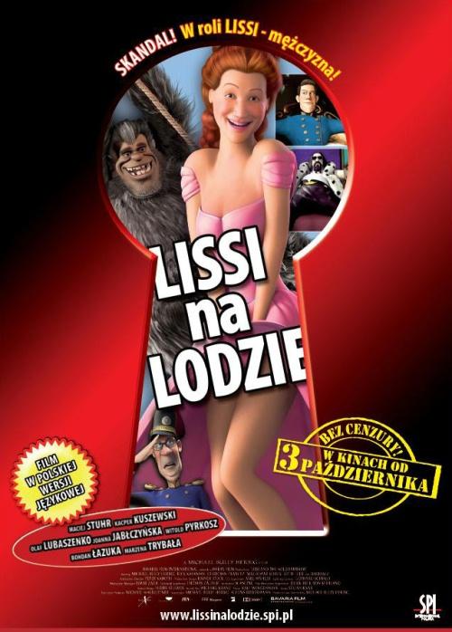 Lissi na lodzie / Lissi und der wilde Kaiser