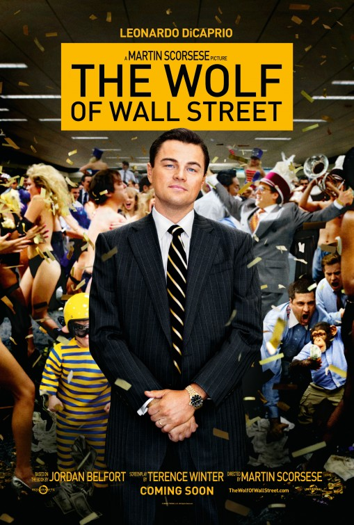 Wilk z Wall Street / The Wolf of Wall Street
