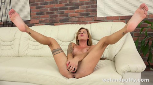 Silvia - masturbation