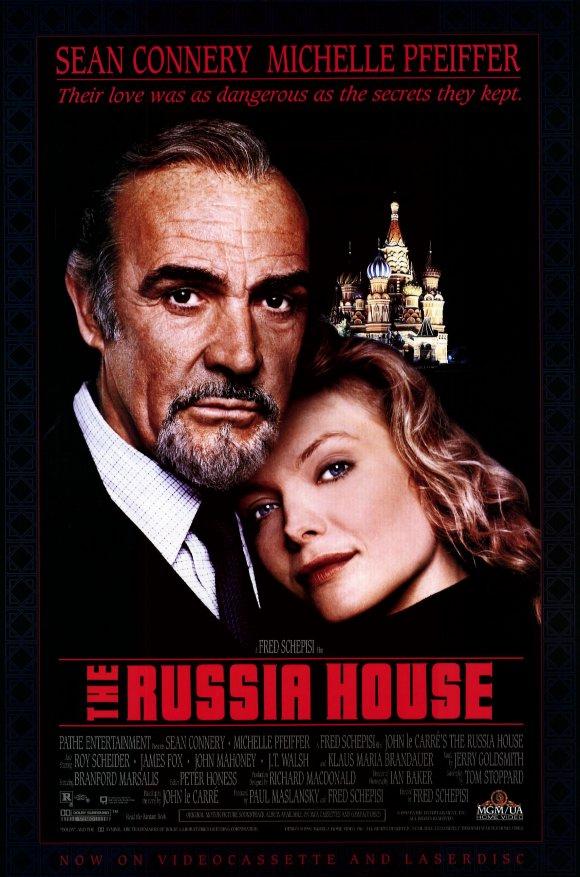 Wydzial Rosja / The Russia House