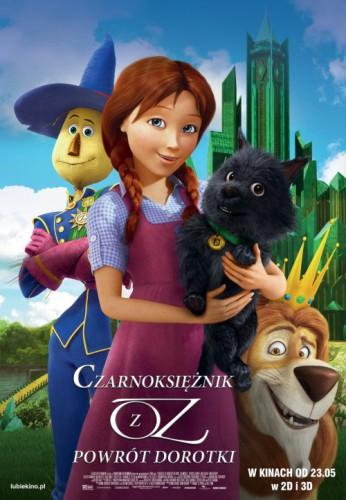 Czarnoksiężnik z Oz: Powrót Dorotki / Legends of Oz: Dorothy's Return