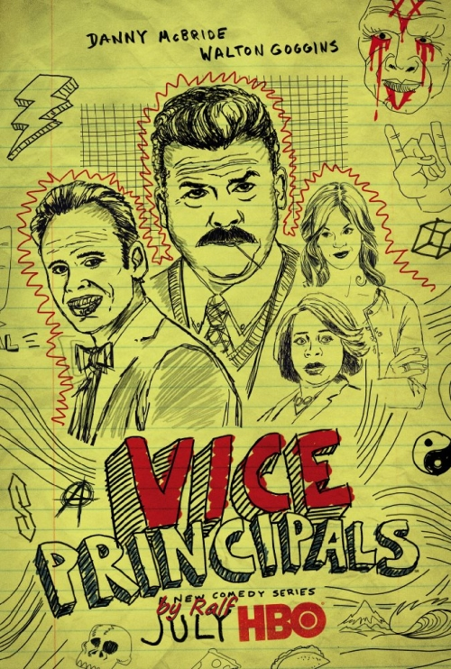 Wicedyrektorzy / Vice Principals (Sezon 01)