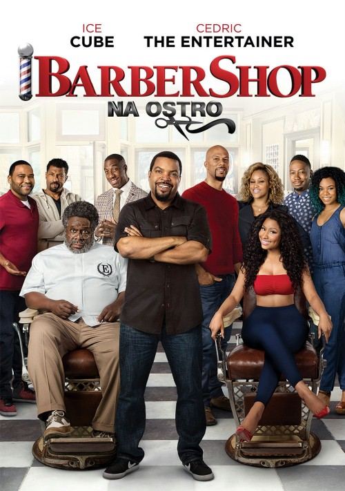 Barbershop 3: Na ostro / Barbershop: The Next Cut
