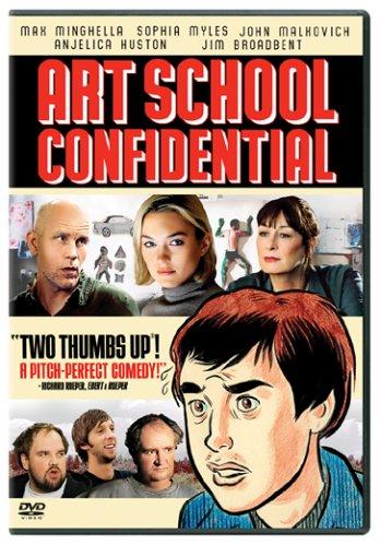 Akademia tajemniczych sztuk pięknych / Art School Confidential