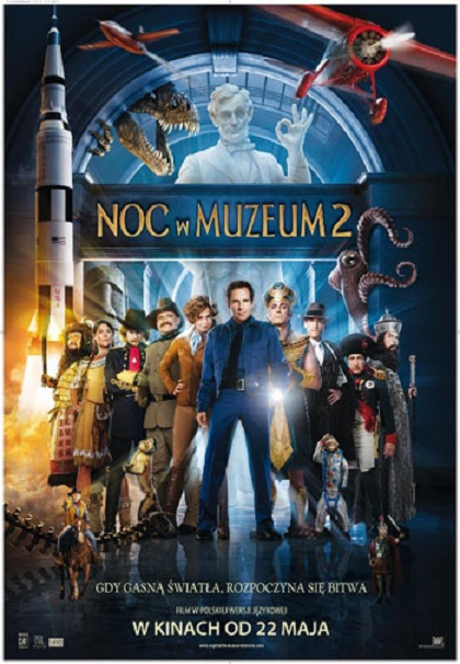 Noc w muzeum 2 / Night at the Museum: Battle of the Smithsonian