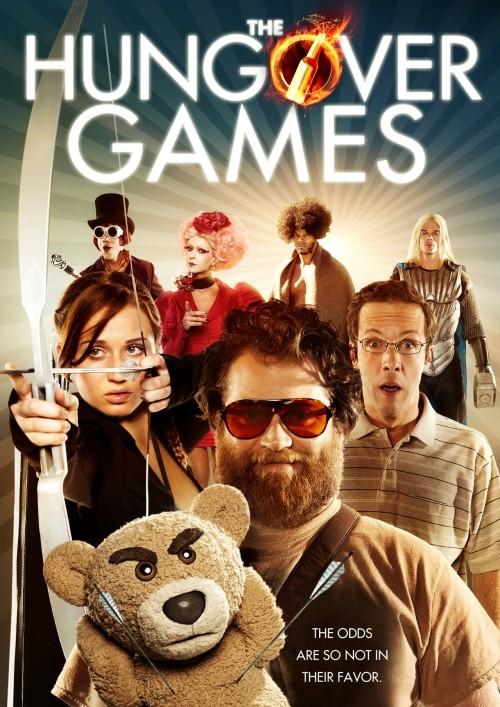 Igrzyska na kacu / The Hungover Games