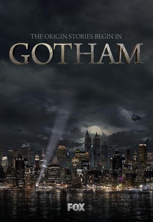 Gotham (Sezon 1)