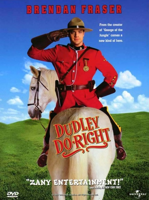 Dudley Doskonały / Dudley Do-Right