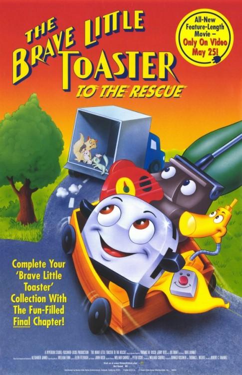 Dzielny Mały Toster ratuje przyjaciół / The Brave Little Toaster to the Rescue