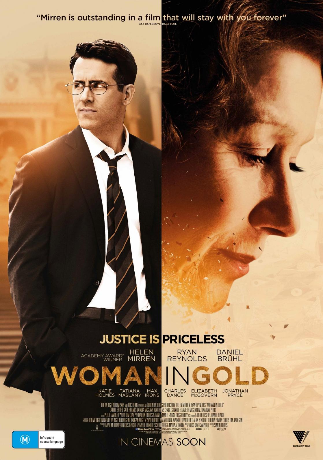 Złota dama / Woman in Gold
