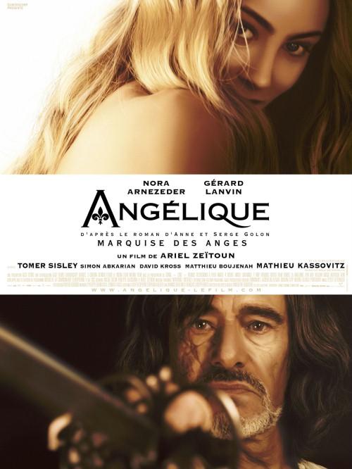 Markiza Angelika / Angélique