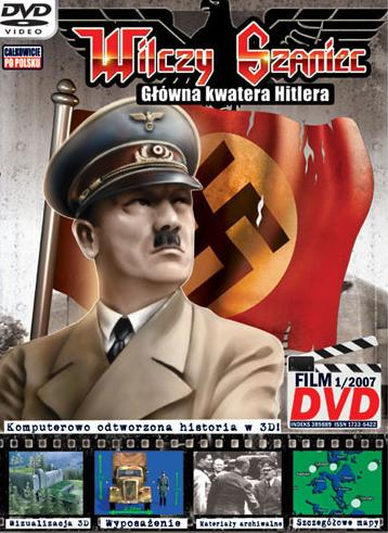 Wilczy Szaniec - Główna kwatera Hitlera