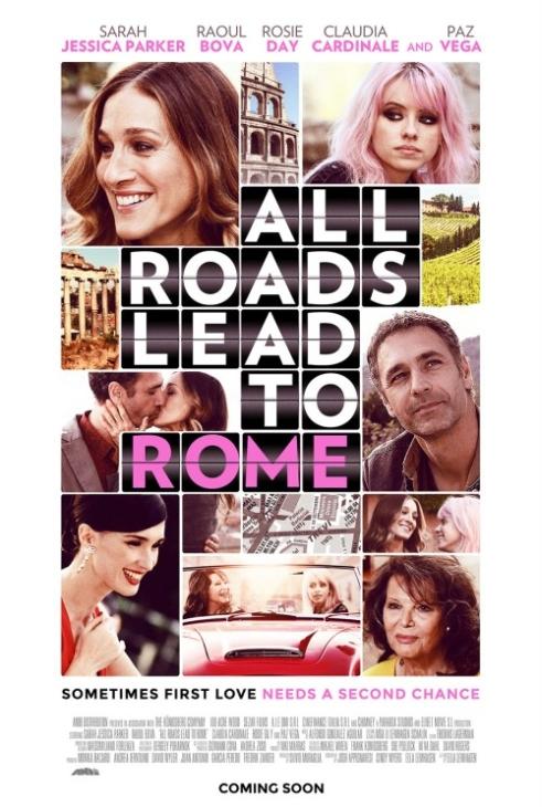 Wszystkie drogi prowadzą do Rzymu / All Roads Lead to Rome