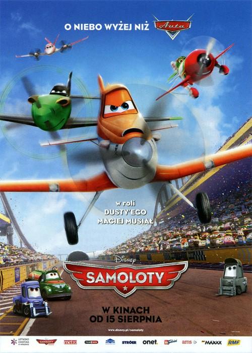 Samoloty / Planes