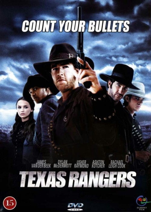 Strażnicy Teksasu / Texas Rangers