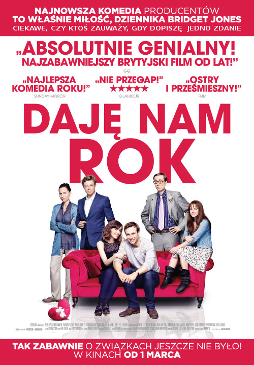 Daję nam rok / I Give It a Year
