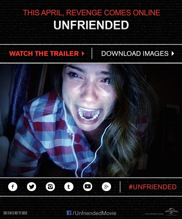 Cybernatural / Unfriended