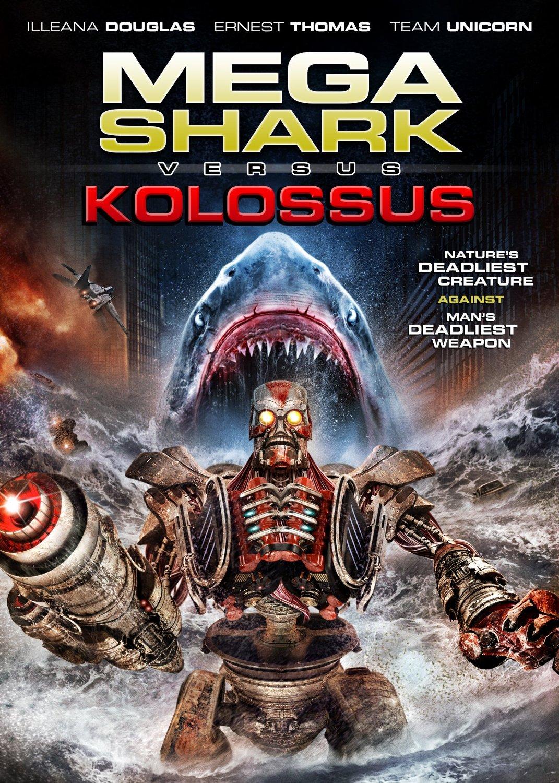 Mega Rekin Kontra Kolossus / Mega Shark Vs Kolossus