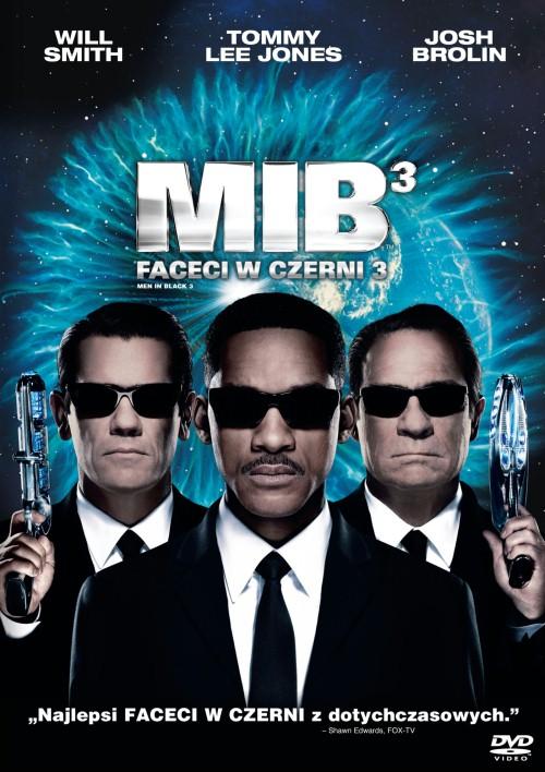 Faceci w czerni 3 / Men in Black III