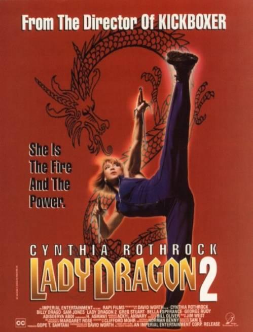 Waleczna Dama 2 / Lady Dragon 2