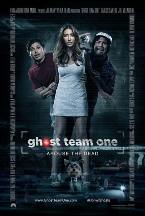 W pogoni za duchami / Ghost Team One
