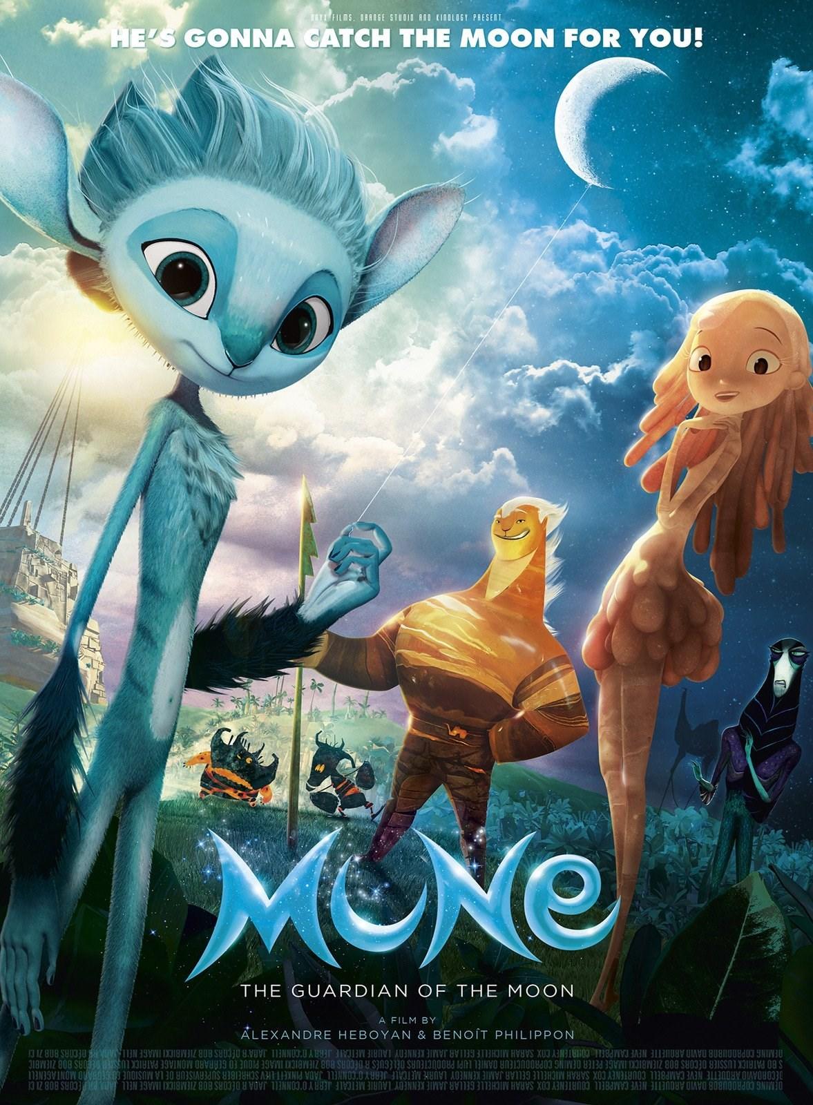 Mune / Mune, le gardien de la lune