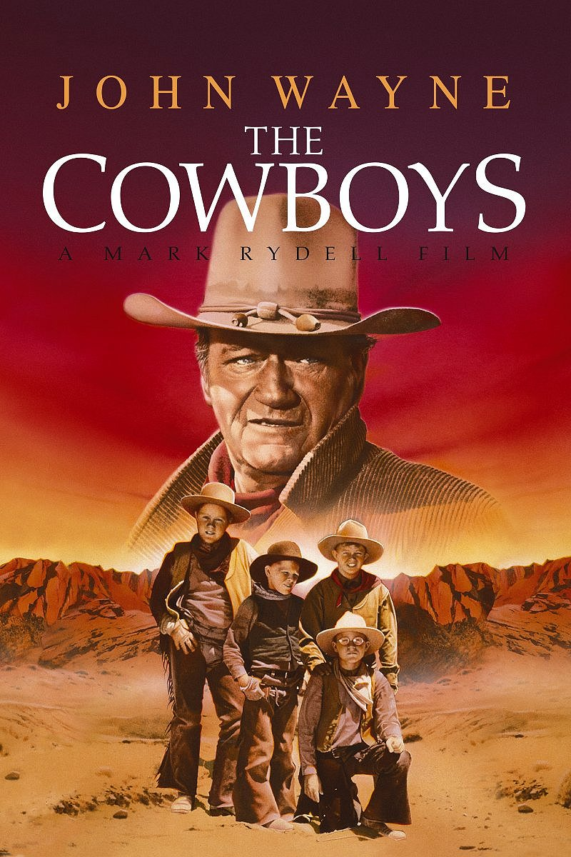 Kowboje / The Cowboys