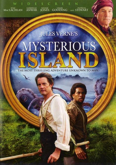 Tajemnicza Wyspa / Mysterious Island