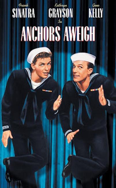 Podnieść Kotwicę / Anchors Aweigh
