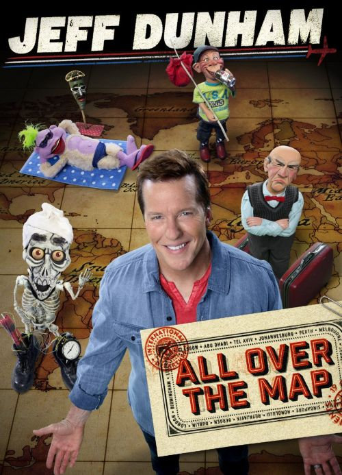 Jeff Dunham Live All Over the Map