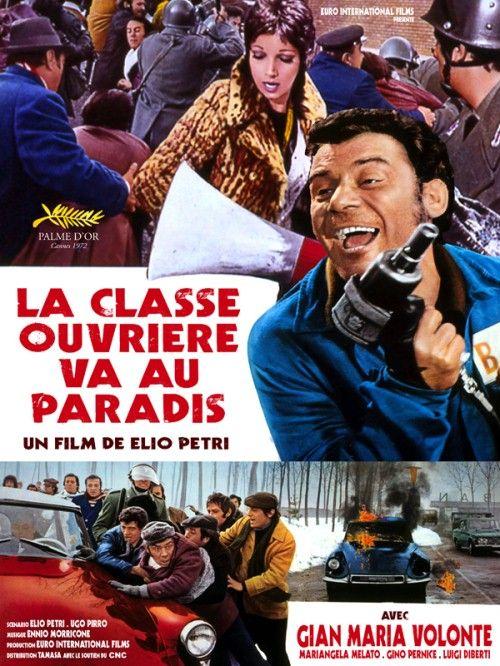 Klasa robotnicza idzie do raju / La classe operaia va in paradiso