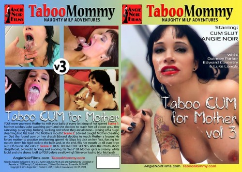 Taboo Cum For Mother 3