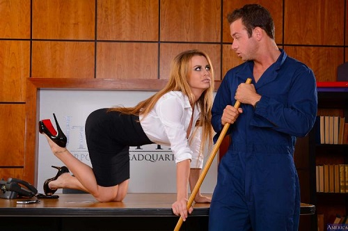 Naughty Office - Corinne Blake