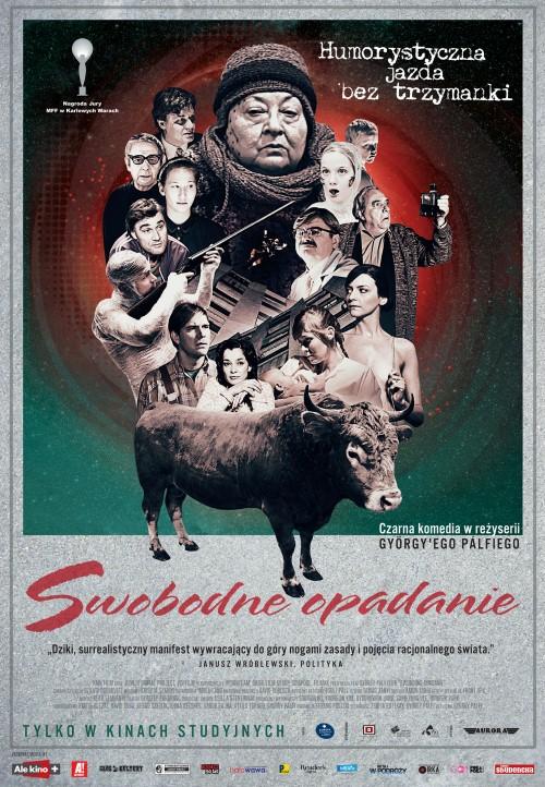 Swobodne opadanie / Szabadesés
