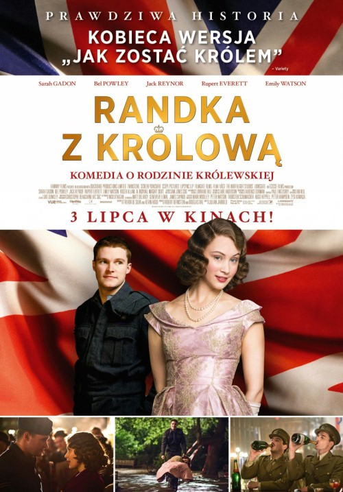 Randka z Królową / A Royal Night Out