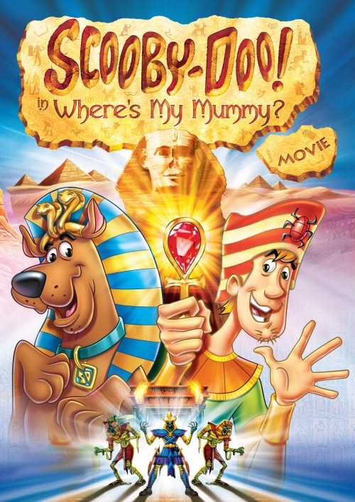 Scooby-Doo na tropie Mumii / Scooby-Doo in Where`s My Mummy?