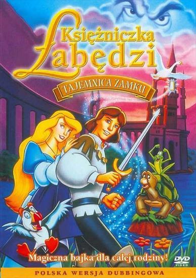 Księżniczka Łabędzi 2 - Tajemnica Zamku / The Swan Princess and the Secret of the Castle