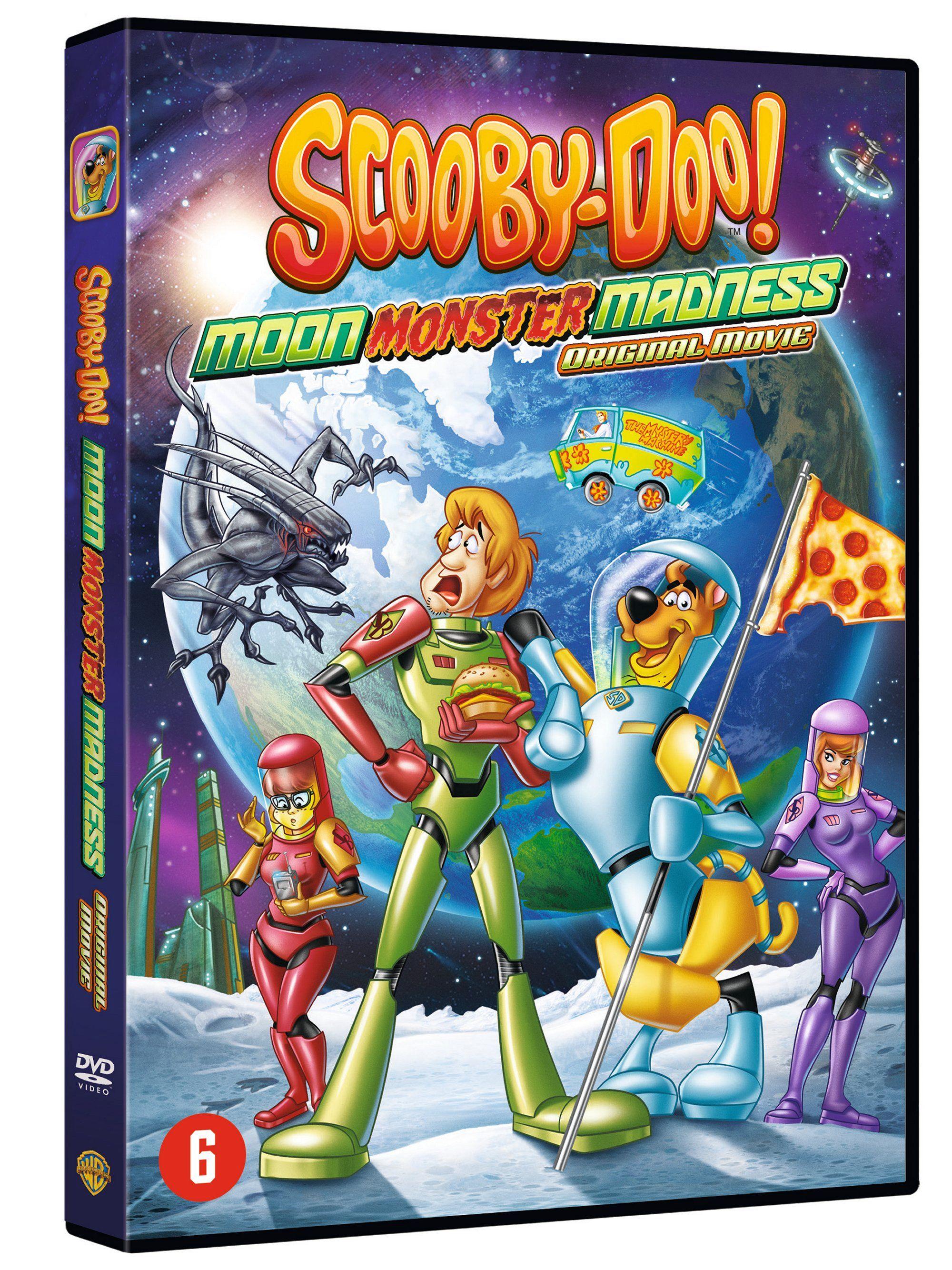 Scooby Doo Pora Ksiezycowego Potwora / Scooby-Doo Moon Monster Madness