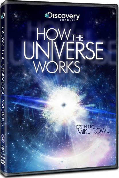 Jak Działa Wszechświat / How the Universe Works (Sezon 2)
