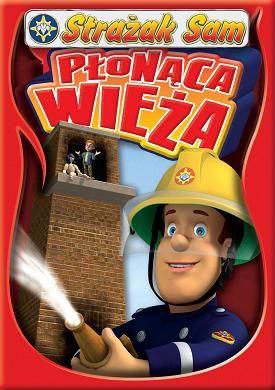 Strażak Sam Płonąca Wieża