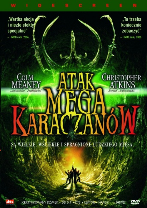 Atak Mega Karaczanów / Caved In