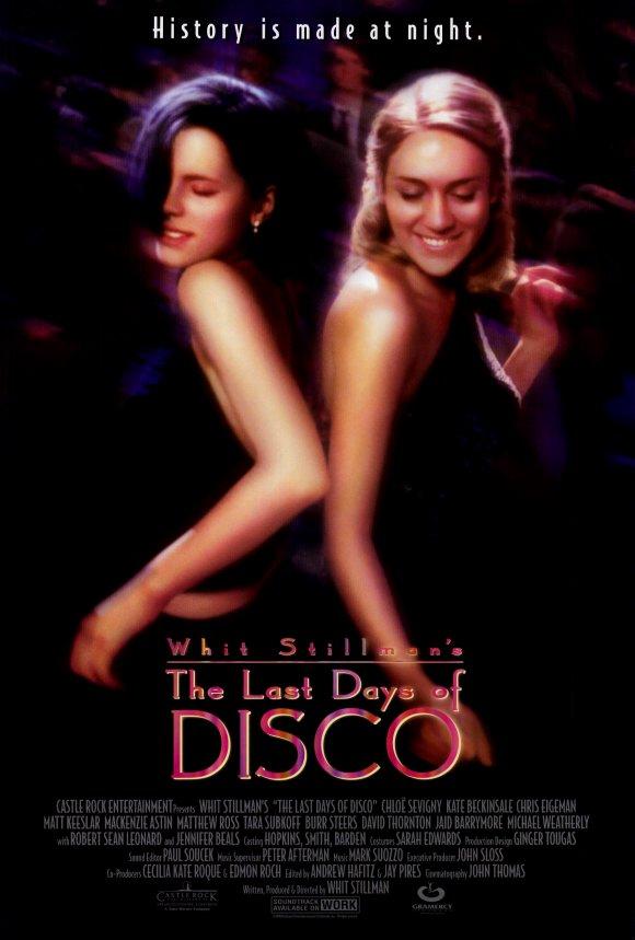 Rytmy nocy / The Last Days of Disco