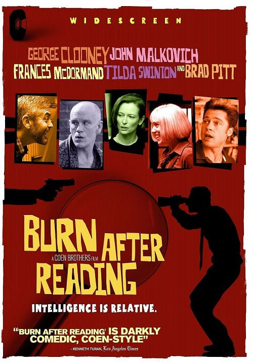 Tajne przez poufne / Burn After Reading