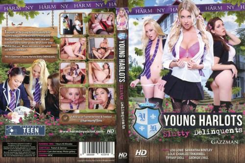 Young Harlots - Slutty Delinquents (2014)