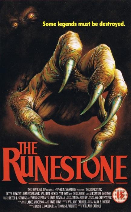 Przeklęty Kamień / The Runestone