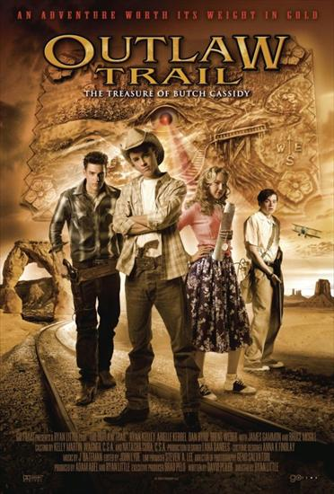 Trop wyjętych spod prawa / Outlaw Trail: The Treasure of Butch Cassidy