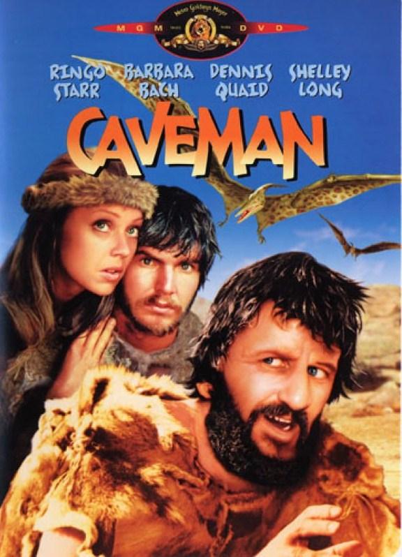 Jaskiniowiec / Caveman