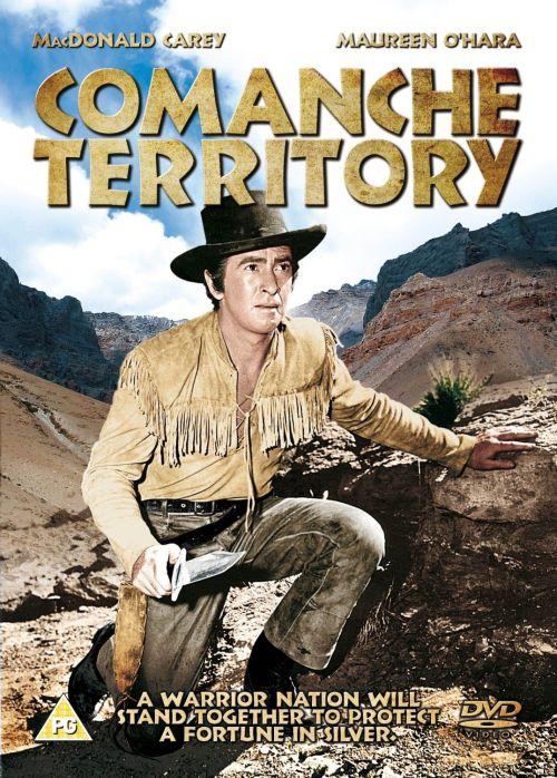 Terytorium Komanczów / Comanche Territory