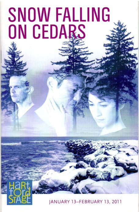 Cedry pod śniegiem / Snow Falling on Cedars