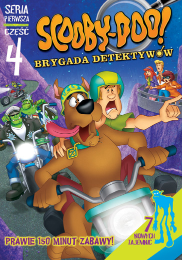Scooby-Doo i brygada detektywów - część 4 / Scooby-Doo: Mystery Inc., vol.4